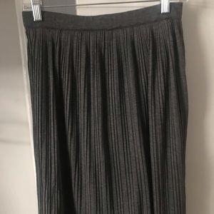 Banana republic knee length skirt